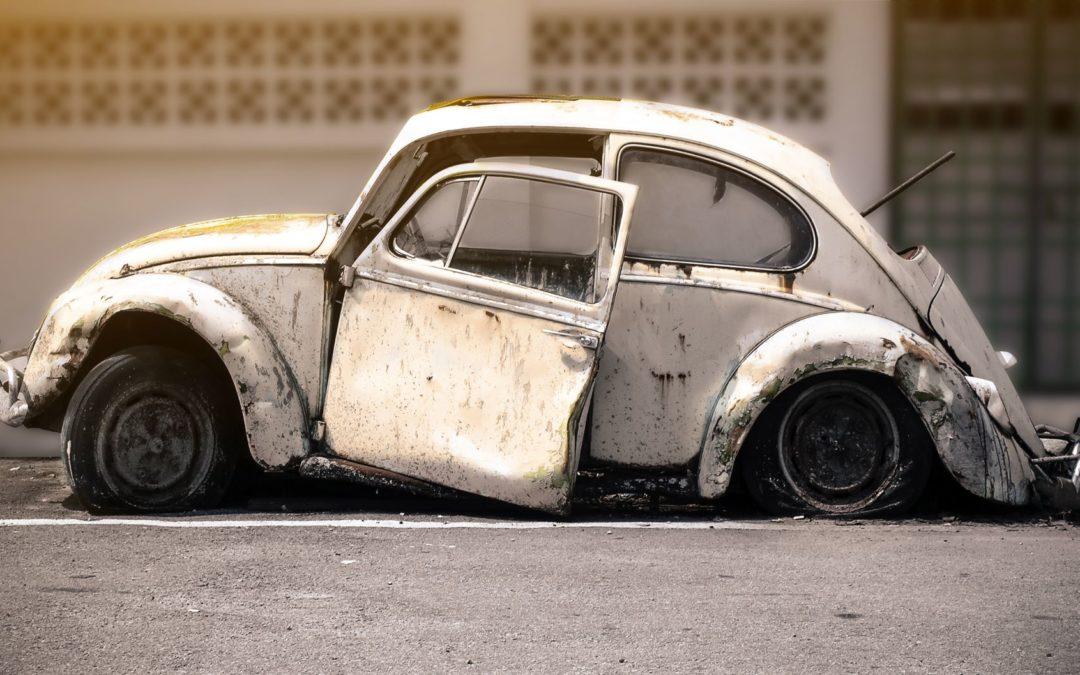 Los coches zombis: sus peligros
