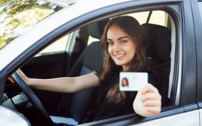 Cómo cambiar la dirección postal del permiso de conducir