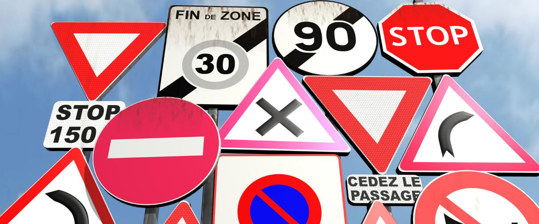 Etiquetas DGT y restricciones de circulación
